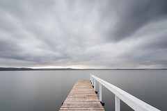 Long Jetty (JasonBeaven) Tags: longexposure print photographer fineart australia minimal centralcoast minimalist longjetty jasonbeaven