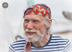 Capn Frank Lund (alun.disley@ntlworld.com) Tags: portrait people art artist pirates wirral newbrighton franklund theblackpearlnewbrighton