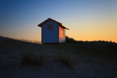 On Top (Hkan Dahlstrm) Tags: sunset sky beach architecture strand photography se skne cabin sweden cropped falsterbo 2016 f32 skneln badhytt canoneos5dmarkii ef2880mmf284lusm 1800sek skanrmedfalsterbo 26804062016212050