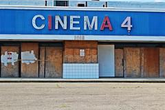 Cinema 4 --  Carolina Beach, North Carolina (xandai) Tags: cinema abandoned beach retail shopping point closed theater theatre 4 northcarolina center carolina shoppingcenter theaters federal carmike