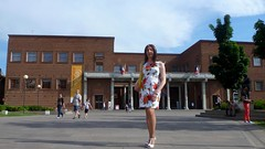 Cremona - Auditorium Arvedi (Alessia Cross) Tags: tgirl transgender transvestite crossdresser travestito
