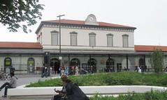Rail station in Bergamo (cohodas208c) Tags: rail trainstation transportation transit bergamo lombardy