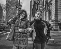 Walnut Street, 2016 (Alan Barr) Tags: street people blackandwhite bw philadelphia monochrome mono blackwhite candid streetphotography sp streetphoto gr ricoh walnutstreet 2016