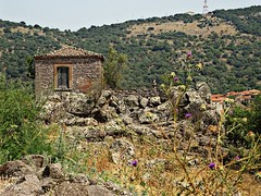 An old house...Filia Lesbos Greece (panoskaralis) Tags: houses nature buildings island village hellas oldbuildings greece aegeansea lesvosisland