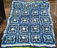 Gladys L Dannelly (The Crochet Crowd®) Tags: crochet mikey cal divadan crochetalong yarnspirations cathycunningham thecrochetcrowd michaelsellick danielzondervan freeafghanpattern mysteryafghancrochetalong freeafghanvideo caronsimplysoftyarn