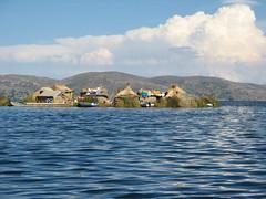 Isla Titino Grande (mihai.petrisor) Tags: peru titicaca inca condor titikaka
