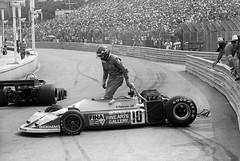 Formula One World Championship (billyboes) Tags: smash action crash accident f1 montecarlo monaco grandprix formulaone damage retired formula1 gp retire shunt