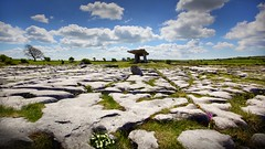 Poulnabrone Dolmen, The Burren, Co. Clare (Michael Foley Photography) Tags: county ireland clare burren countyclare