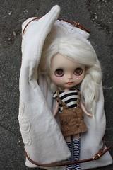 Bundle of blythe (the Northlings) Tags: alpaca bag hearts doll stripes luna sugar blythe carry