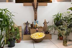 Homenagem a Pai Ogum e aniversário do Templo - 2016