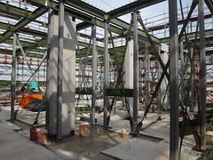 DSC02286 (SunCon Photos) Tags: house work erection l3 daiwa 20160508