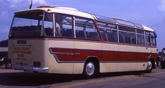 CDL 551C Bedford SB3 Duple Bella Vega C41F (John Wakefield) Tags: bedford pauls tours duple cdl551c