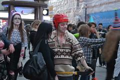 DSC_1809 (heikesakki) Tags: city suomi finland zombie walk oulu 2015 zombiewalk
