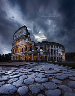 The Colosseum ..... !! - Rome - Italy
