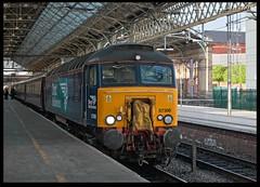 57306 (zweiblumen) Tags: uk england train diesel lancashire crewe pullman preston locomotive hdr polariser class57 canoneos50d 57306 directrailservices brushtraction zweiblumen hermajestysrailwayinspectorate