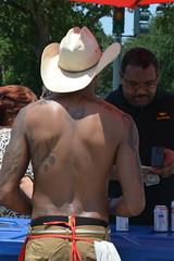Bayou Boogaloo 2016 (Omunene) Tags: shirtless pecs festival neworleans hunk bayou buff fest abs stud musicfestival bayoustjohn shirtlessmen shirtlessguys faubourgstjohn shityless bayouboogaloo2016