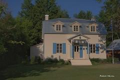Maison Flix Leclerc, Vaudreuil (Qubec) (Pentax_clic) Tags: imgp4357 maison felix leclers anse vaudreuil quebe robert warren