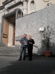 Don Rosario Pietropaolo Parroco di Bagnara Calabra