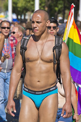 SF_Pride2016_300 (RHColo_General) Tags: sanfranciscopride gaypride gay hotguys barechest shirtless sanfranciscopride2016 muscles bulge underwear