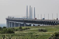 Bendy Bridge (eriklvquist) Tags: malm bron resund broen