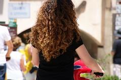 rossa riccia (eliobuscemi) Tags: ricci colori rossi capelli rossa riccia