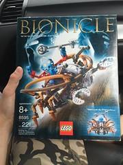 Unopened Takua and Pewku! (Toa Kaon) Tags: haul unopened set bionicle lego