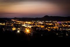 Faliraki by night (zvaehn) Tags: night greek long exposure griechenland rhodes rhodos