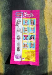 Barbie Figure By Mega Bloks 2015 : Diorama Beach - 3 Of 9 (Kelvin64) Tags: barbie figure by mega bloks 2015 diorama beach