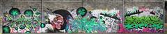 Chimie ! (Depar de Pizza !) Tags: fresque graffiti graff tag peinture aerosol rouleau depar abys efikas fiks smog chimie physique nucleair usine abandonn saintetienne green