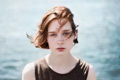 Alyssa (Vasiliy Khraban) Tags: sea portrait nature canon photo necklace hands kodak russia universe kaliningrad insta