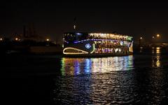 The Fish That Ate Saigon (mysticislandphoto) Tags: travel viet vietnam nam saigon hochiminh river boat restaurant