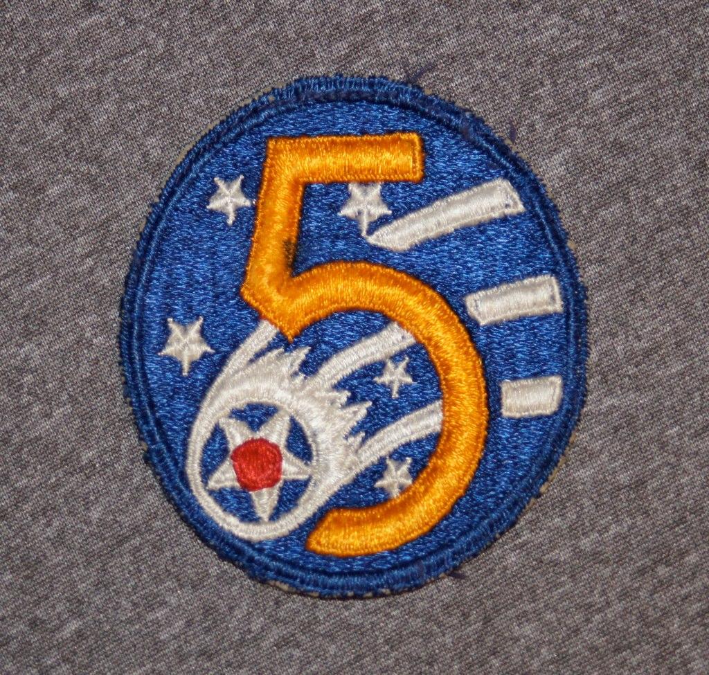 WW-2 US Shoulder Patch (Pacific Kilroy) Tags: army us wwii worldwarii ...