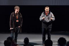 "Presentation 'Recording and Annotating Movements' (node-forum) Tags: day2 dance frankfurt presentation lecture node 2015 naxoshalle vvvv node15 ""nodeforumfordigitalarts"" ""recordingandannotatingmovements"" ""antonkoch"" ""florianjenett"" ""photonemanjaknezevic"" ""ofpatchesandprojects"""