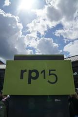 re:publica 15 Tag 3: Kühler, bewölkter, aber immer noch viel Sonne.
