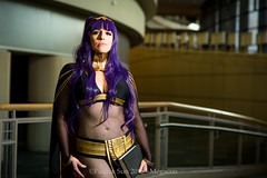SP_45818 (Patcave) Tags: costumes anime film canon comics emblem movie fire eos book photo dc costume orlando comic photoshoot cosplay f14 culture 85mm sigma pop hallway fantasy convention comicbook scifi snapshots megacon marvel ef 1740mm f4 2015 patcave 5d3 tharja megacon2015