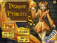 神龍公主:修改版(Dragon Princess Cheat)