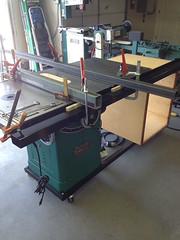 Kris Thomas Grizzly Table Saw Rebuild 05