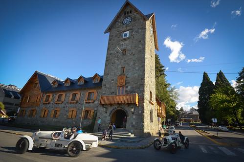 Centro Civico, Bariloche