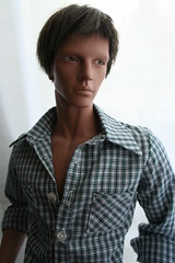 What are you thinking ? (Pathy's Dolls) Tags: heritage carved lawrence eid sd bjd lb ih lightbrown iplehouse