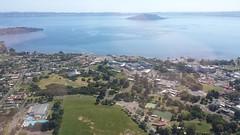 Rotorua (Donald Morrison) Tags: newzealand plane rotorua northisland seaplane dehavilland dh3 twinotter volcanicair