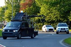 Police Interceptors Filming (Cleveland & Durham RPU) Tags: car television tv durham traffic 5 police bmw vehicle roads emergency filming channel unit armed 999 x5 rpu constabulary policing arv anpr ch5 reponse policeinterceptors nk62drz