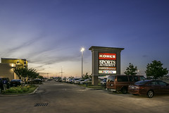 Bella-Terra-Pads-Twilight (Mabry Campbell) Tags: 2015 bellaterra jll katy mabrycampbell texas architecturalphotography architecturephotography building buildingexterior business client colorimage commercialphotography exterior fineartphotography image logo outside pads photo photograph photographer photography powercenter property realestate retail retailcenter shoppingcenter sign storefrontsign twilight f71 may may42015 20150504h6a5987 24mm 04sec 100 tse24mmf35lii commercialproperty commercialrealestate commercial