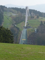 Blick auf die St.-Georg-Schanze (Wuppataler) Tags: mountainbike mtb sauerland winterberg höhenflug stgeorgschanze