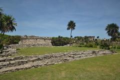 Tulum (Luis Purata) Tags: mxico riviera maya ruinas zona cultura quintanaroo arqueologica amurallada playadecarmen2014