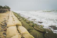 (c) Wolfgang Pfleger-4063 (wolfgangp_vienna) Tags: beach nature strand hotel coast asia asien beachlife vietnam erosion hoian dai damage destroy kste cua kaputt cuadai cuadaibeach