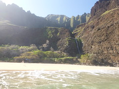 Kalalau (livininazo0) Tags: camping vacation hawaii hiking adventure backpacking kauai kalalau