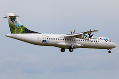 Air Austral ATR 72-500 (72-212A) cn 650 F-OHSF (Clément Alloing - CAphotography) Tags: cn air 650 atr austral 72500 72212a fohsf