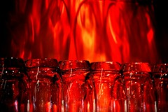 Rouge Jean (Olivier Simard Photographie) Tags: light red abstract glass bar rouge glasses lumire study alsace abstraction reflets tude verre verres reflects mulhouse abstrait llva