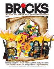 Bricks issue 12 (Brickset) Tags: oma
