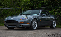 Aston Martin DB7 (scott597) Tags: cruise ohio martin convertible beavercreek aston 2016 db7 lofinos